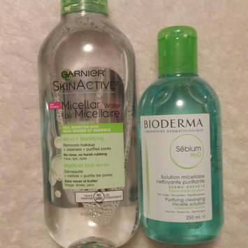 Garnier Micellar Cleansing Water for Combination & Sensitive Skin uploaded by Anne-M. S.