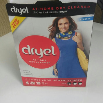 Photo of Dryel In-Dryer Cleaning Starter Kit uploaded by Leidi R.