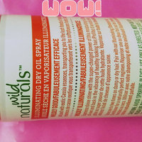 Herbal Essences Wild Naturals Illuminating Dry Oil Spray uploaded by Brookelynne T.