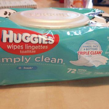 Huggies® Simply Clean Baby Wipes uploaded by Nancy G.