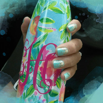 Photo of Lily Pulitzer + Starbucks x S'well Water Bottle uploaded by Christina Q.