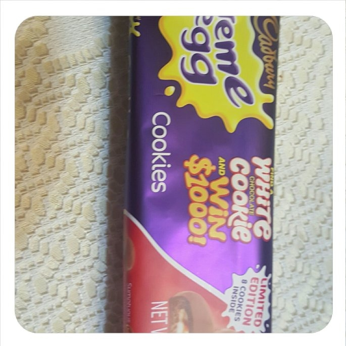 Cadbury Crème Egg Cookies 3.6 oz uploaded by Michelle E.