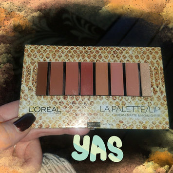 L'Oreal Colour Riche Lip La Palette Lip Nude uploaded by Dia D.