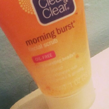 Clean & Clear Morning Burst Oil-Free Facial Cleanser uploaded by Jamika Q.
