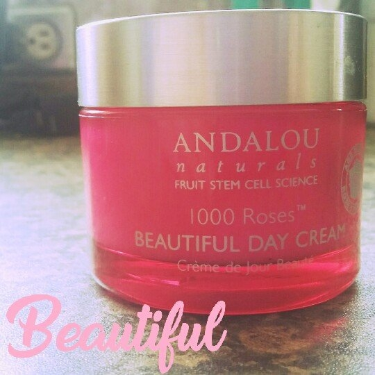 Andalou Naturals 1000 Roses Beautiful Day Cream uploaded by Hina R.