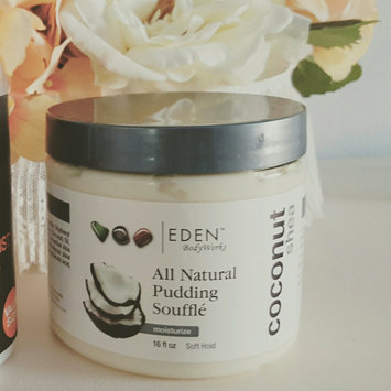 Photo of Eden Body Works EDEN BodyWorks All Natural Coconut Shea Pudding Souffle uploaded by Nikida H.
