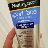 Neutrogena Ultimate Sport Face Sunblock Lotion uploaded by Alessandra S.