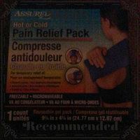 GI Reusable HOT or COLD Pain relief Pack (Freezable and Microwaveable) 9.75 in. X 4.75 in. uploaded by Areli S.