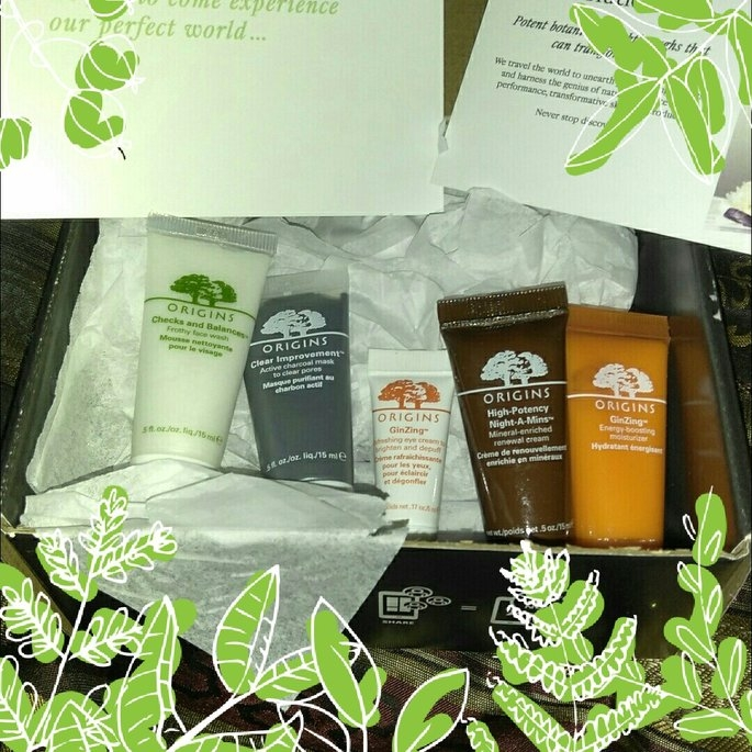 Origins Clear Improvement Active Charcoal Mask Pods to Go uploaded by Sucre J.