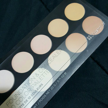 BH Cosmetics Foundation & Concealer Palette-Foundation & Concealer Palette uploaded by yamilka s.