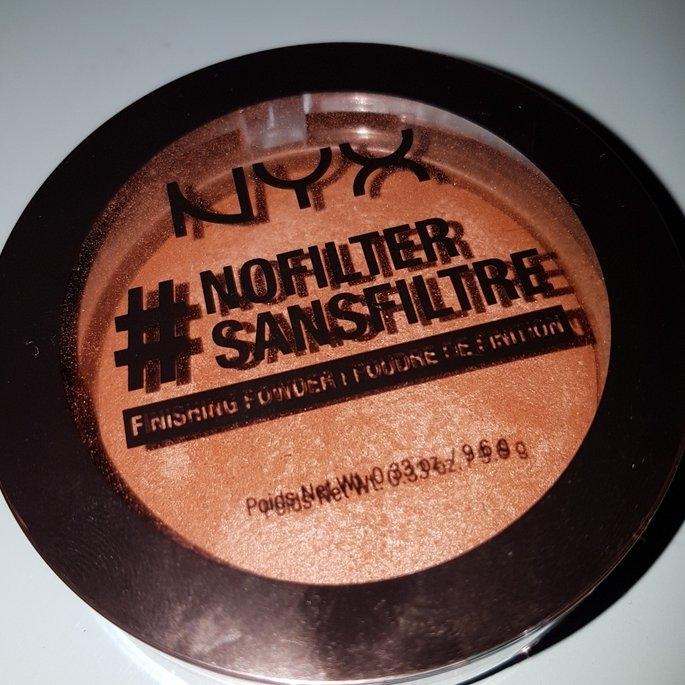NYX Cosmetics #NoFilter Finishing Powder uploaded by tanika b.