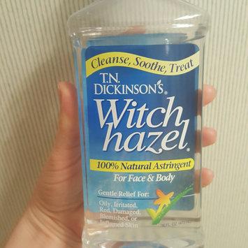 T.N. Dickinson's Witch Hazel Astringent uploaded by Alysha S.