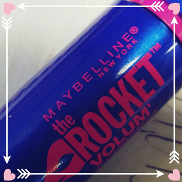 Photo of Maybelline Volum' Express® The Rocket® Waterproof Mascara uploaded by Crystal C.