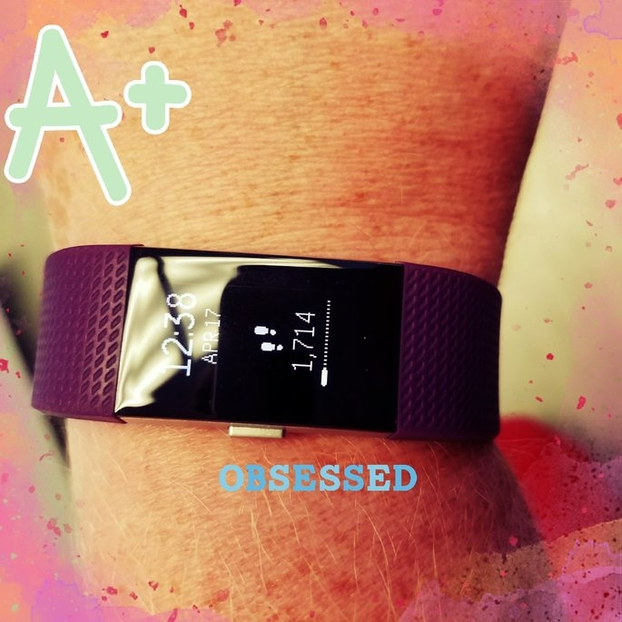 Fitbit uploaded by Hailie D.