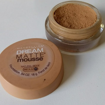 Photo of Maybelline Dream Matte Mousse Concealer Corrector uploaded by Suelen R.