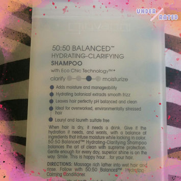 Giovanni 50:50 Balanced Hydrating-Clarifying Shampoo uploaded by Darby S.