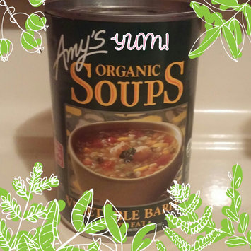 Photo of Amy's Kitchen Organic Vegetable Barley Soup uploaded by Darby S.