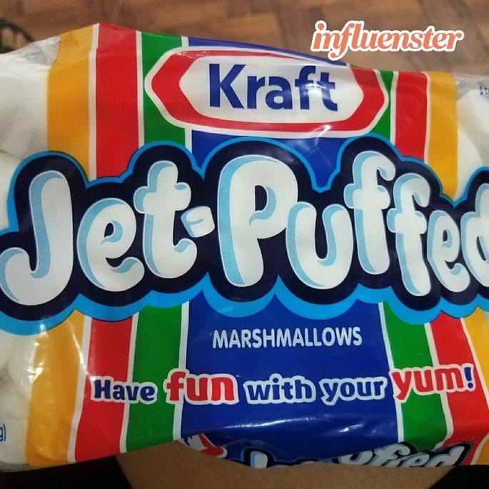 Kraft Jet-Puffed Marshmallows uploaded by Iris R.