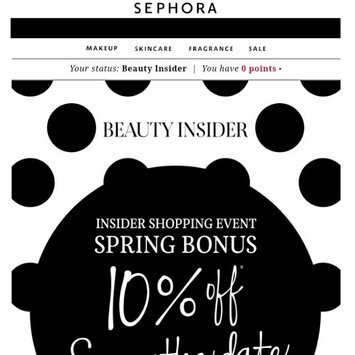 Sephora uploaded by Claudia A.