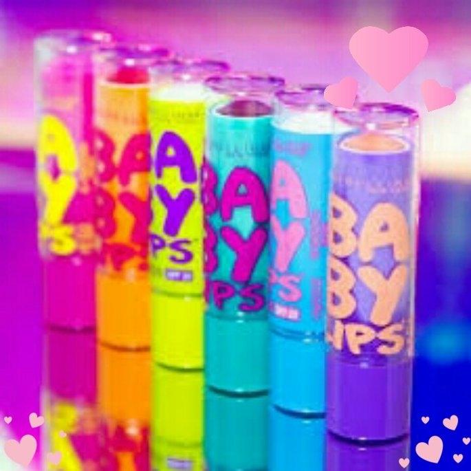 Maybelline Baby Lips® Moisturizing Lip Balm uploaded by Nuria C.