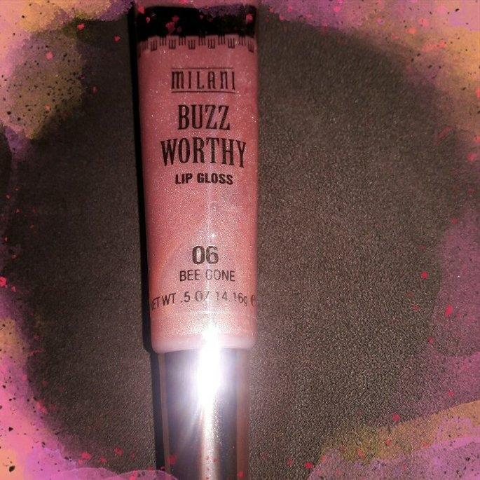 Milani Buzz Worthy Lip Gloss 07 Bee-Utiful uploaded by Xiomara C.