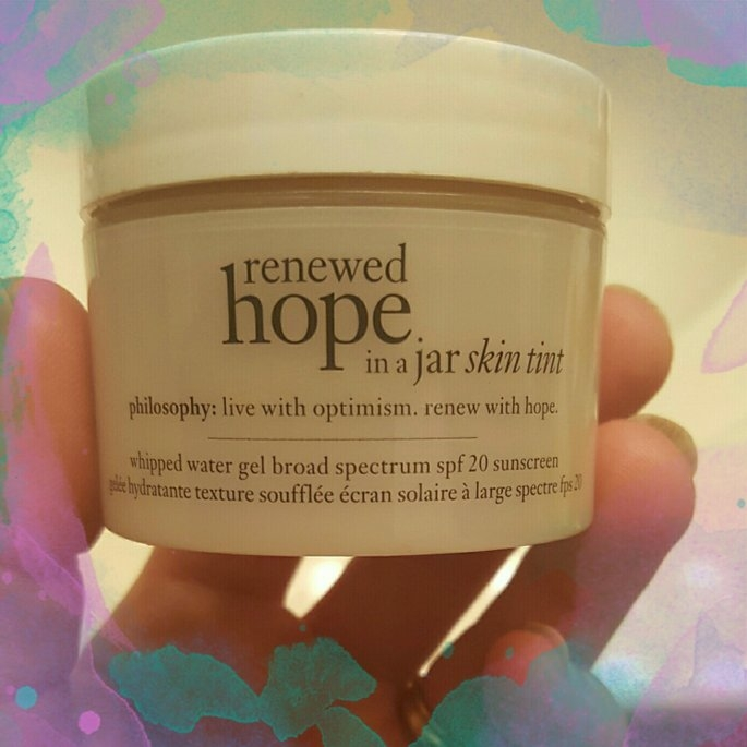 philosophy Renewed Hope in a Jar Skin Tint uploaded by Crystal P.