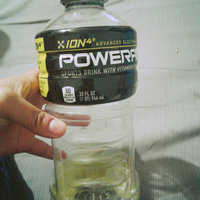 Powerade Ion4 Sports Drink Lemon Lime uploaded by Maria P.