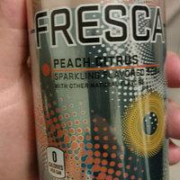 Fresca Peach Citrus Sparkling Flavored Soda uploaded by Briselda E.