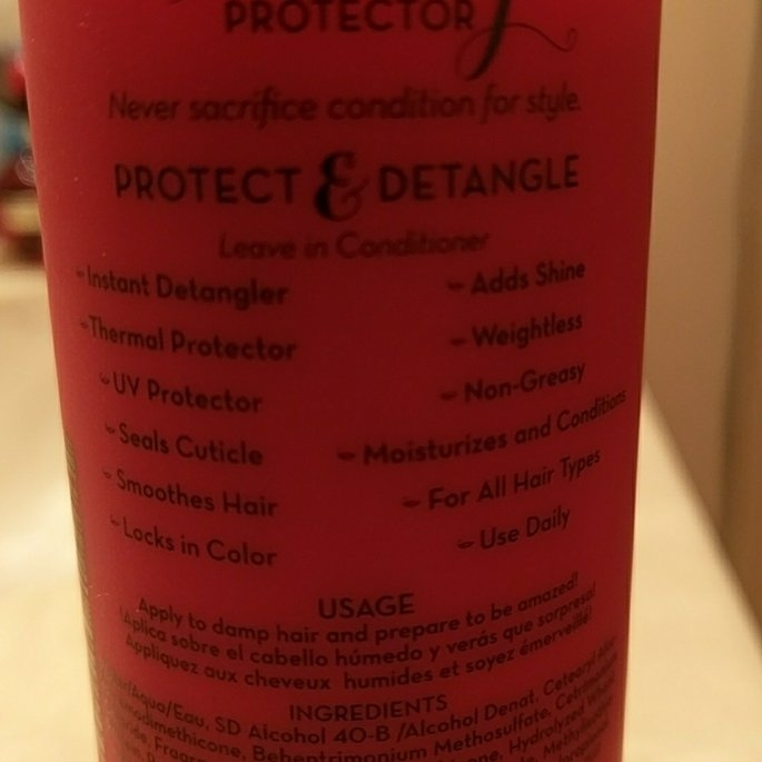Beauty Protector Protect & Detangle uploaded by Claudia O.