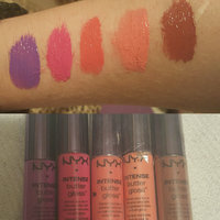 NYX Cosmetics Butter Gloss Collection uploaded by Megan G.