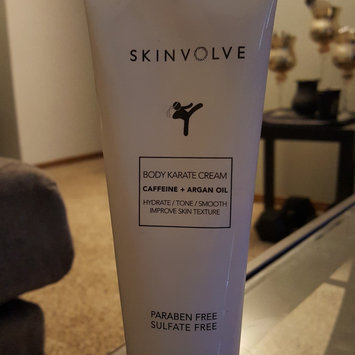 Photo of Skinvolve Premium Body Karate Anti-Cellulite Cream uploaded by Janine V.