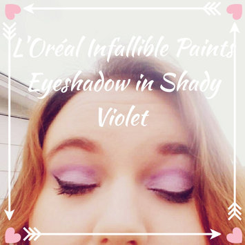 L'Oréal Infallible Paints Eyeshadow uploaded by Amber M.