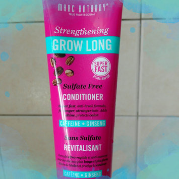 Marc Anthony Grow Long Caffeine Ginseng Conditioner uploaded by Julie B.