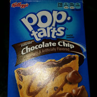 Kellogg's Pop-Tarts Frosted Chocolate Chip Toaster Pastries uploaded by Adalgisa c.