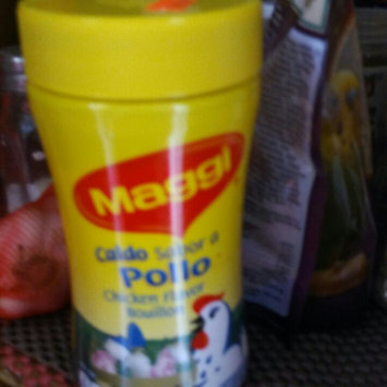 MAGGI Granulated Chicken Flavor Bouillon uploaded by Leidi R.