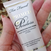 Too Faced  Primed & Poreless Skin Smoothing Face Primer uploaded by Susie G.