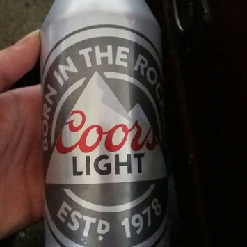 Photo of Coors Light uploaded by Mary F.