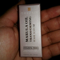 Theorie Marula Oil Transforming Shampoo and Conditioner Set (400mL/ea) - SAGE Hair Collection uploaded by Amorette M.
