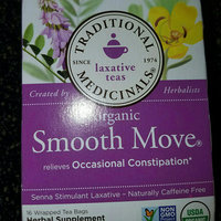 Traditional Medicinals Laxative Teas Organic Smooth Moves Tea Bags - 16 CT uploaded by carla m.