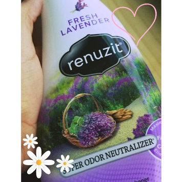 Photo of Renuzit® Super Odor Neutralizer® Fresh Lavender Air Freshener uploaded by keren a.