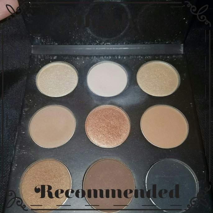 StudioMakeup On-The-Go Eyeshadow Palette Cool Down uploaded by stephanie c.