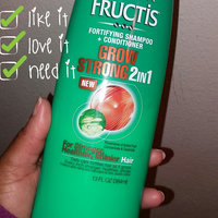 Garnier Fructis Grow Strong 2-in-1 Shampoo & Conditioner uploaded by Bilan B.