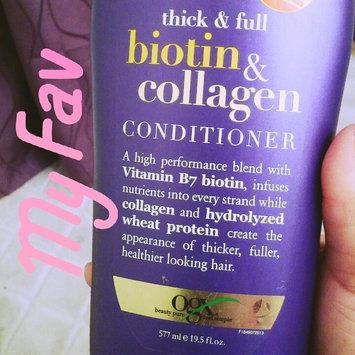 OGX® Biotin & Collagen Conditioner uploaded by Bilan B.