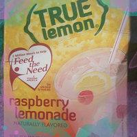 True Lemon Raspberry Lemonade Drink Mix uploaded by Faith D.