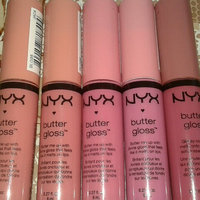 NYX Cosmetics Butter Gloss Collection uploaded by Olyga D.