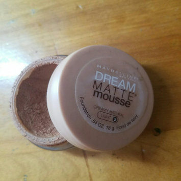 Photo of Maybelline Dream Matte Mousse Concealer Corrector uploaded by Nicole T.
