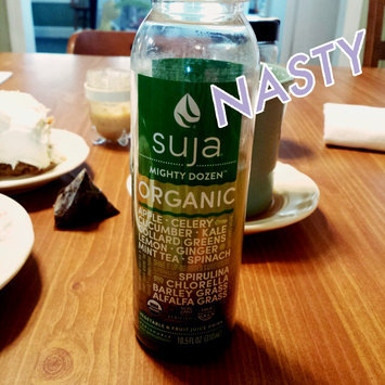 Suja® Organic Mighty Greens™ Fruit & Vegetable Juice uploaded by Kat M.