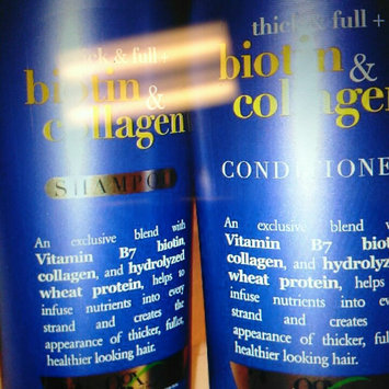 Photo of OGX® Biotin & Collagen Shampoo uploaded by Tiare R.