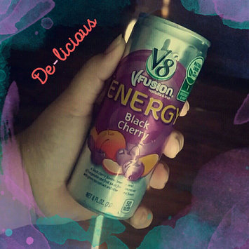 Photo of V8 Juice V8 V-Fusion Energy Pomegranate Blueberry Vegetable & Fruit Juice 8 oz, uploaded by Mayela H.