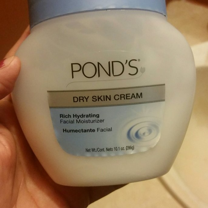 Pond's Dry Skin Cream uploaded by Carmen P.